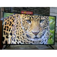 ECON EX-60US001B - огромная диагональ, уже настроенный Смарт ТВ под ключ с голосовым управлением